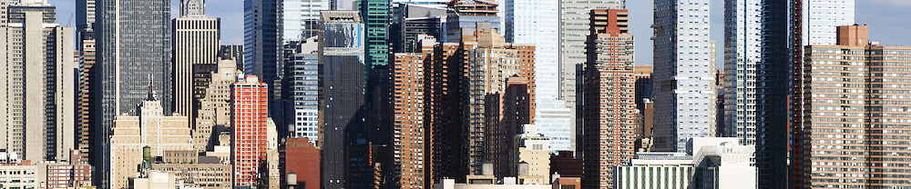 Panorama of Manhattan