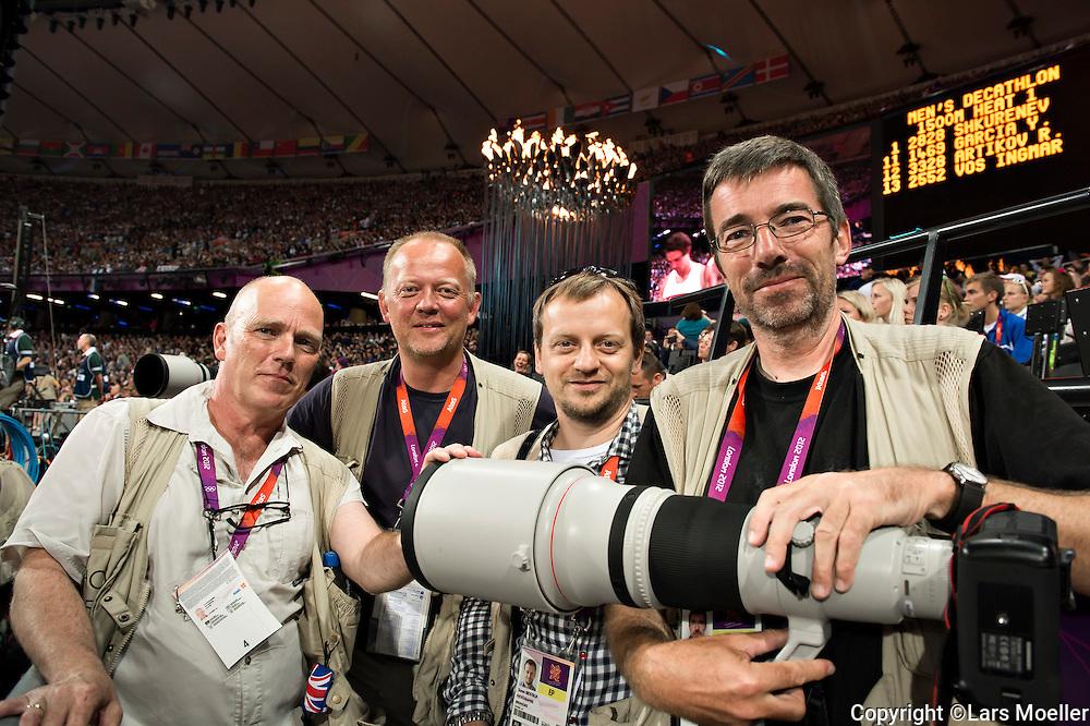 Olympics London 2012..Photo: Lars Moeller
