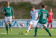 Thomas Kristensen (FC Helsingør) under kampen i 2. Division mellem FC Helsingør og Boldklubben Avarta den 16. august 2019, på Helsingør Ny Stadion (Foto: Claus Birch)