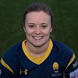 Sophie Johnson of Worcester Valkyries - Mandatory by-line: Robbie Stephenson/JMP - 17/10/2017 - RUGBY - Sixways Stadium - Worcester, England - Worcester Valkyries Headshots