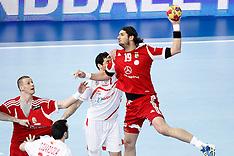 20130117 ESP: WK Mannen Hongarije – Spanje, Caja Magica