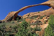 Landscape Arch, Devils Garden Trail Arches National Park, UTAH