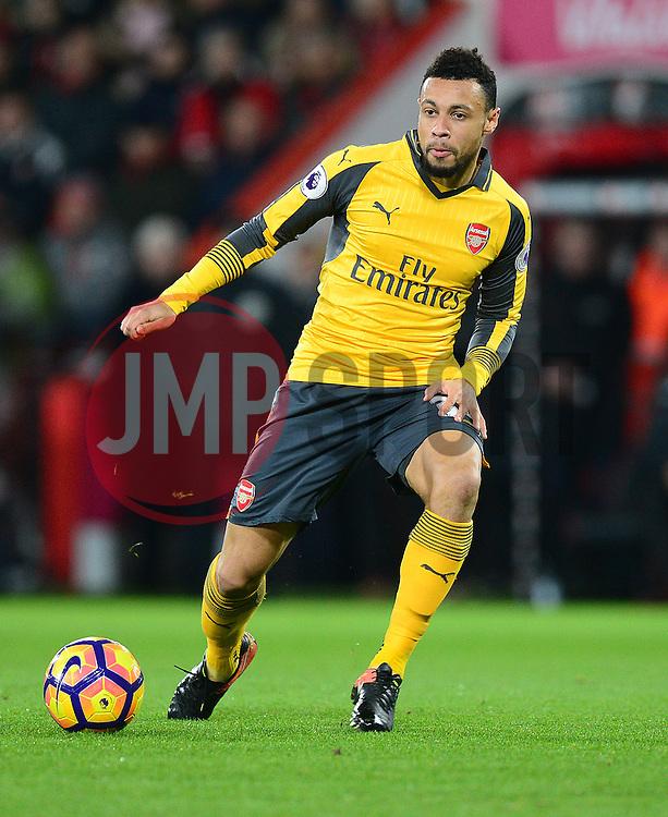 Francis Coquelin of Arsenal - Mandatory by-line: Alex James/JMP - 03/01/2017 - FOOTBALL - Vitality Stadium - Bournemouth, England - Bournemouth v Arsenal - Premier League