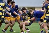 20150516 College Rugby - St Bernard's College v Wairarapa College