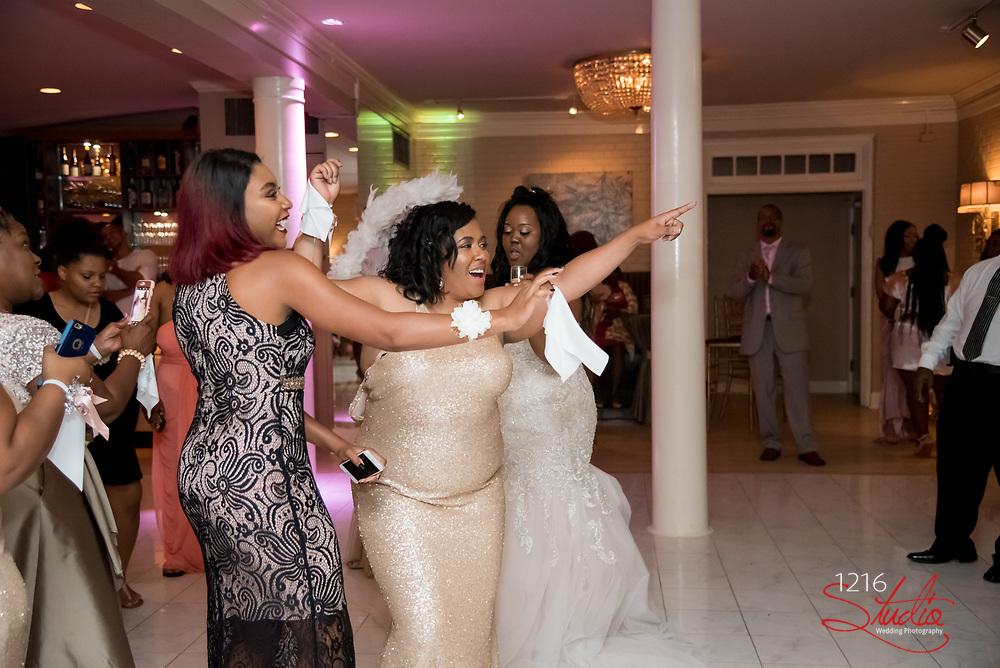 Ja'Don & Heather Wedding Photography Samples | Southern Oaks Plantation | 1216 Studio Wedding Photography