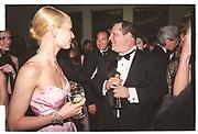 Gwyneth Paltrow; Harvey Weinstein; ;, Vanity Fair Oscar night party. Mortons. Los Angeles. 28 March 1999. Film 9999188f19a<br /> © Copyright Photograph by Dafydd Jones 66 Stockwell Park Rd. London SW9 0DA<br /> Tel 0171 733 0108<br /> www.dafjones.com