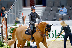Devos Pieter, BEL, Apart<br /> Training<br /> Longines FEI World Cup Finals Jumping Gothenburg 2019