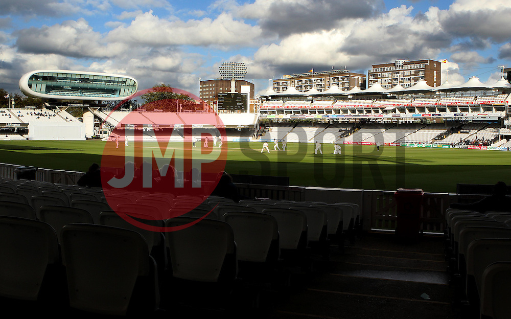 Lords Cricket Ground - Photo mandatory by-line: Robbie Stephenson/JMP - Mobile: 07966 386802 - 03/05/2015 - SPORT - Football - London - Lords  - Middlesex CCC v Durham CCC - County Championship Division One