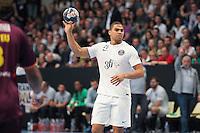 Daniel Narcisse - 26.04.2015 - Handball - Nantes / Paris Saint Germain - Finale Coupe de France-  <br /> Photo : Andre Ferreira / Icon Sport