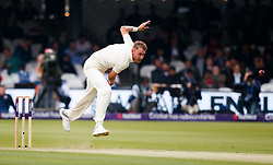 England's Stuart Broad during day one of the First NatWest Test Series match at Lord's, London.