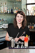 Jenny Kessler at Masa Azul
