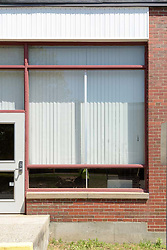 Sarah Gibbons Middle School Pre-Demolition Documentation. One Photograph of a set of 660 Images.