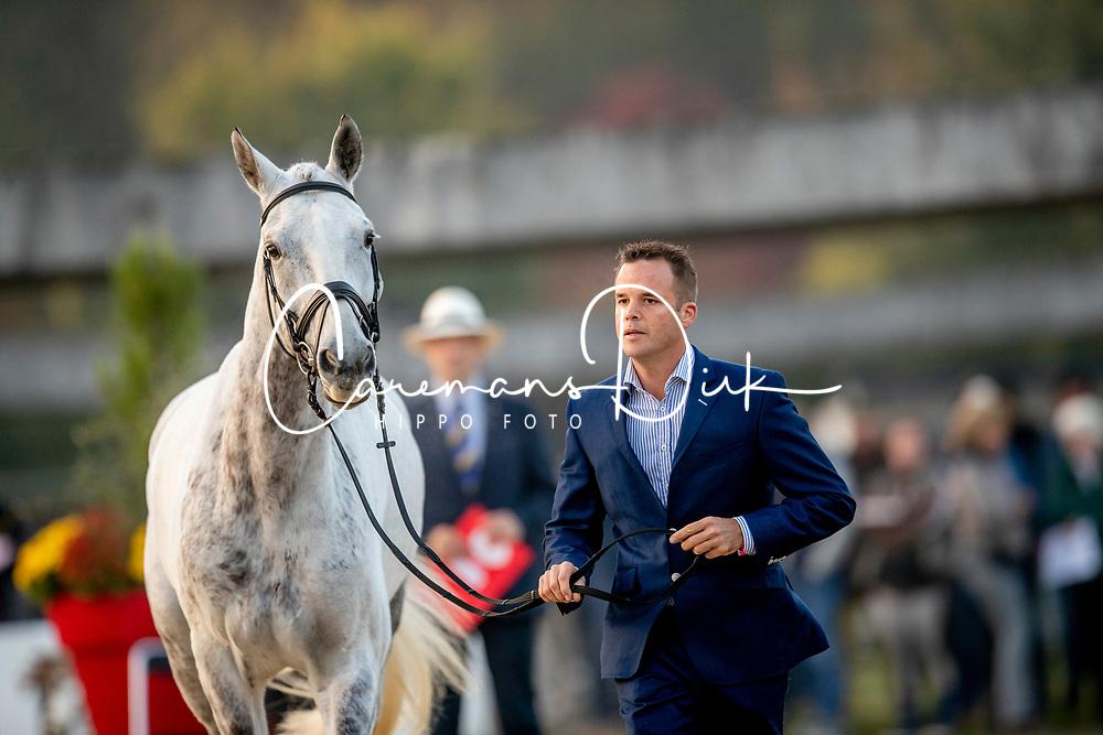 Van Winkel Steve, BEL, Glenkeeran Casanova<br /> Mondial du Lion - Le Lion d'Angers 2018<br /> © Hippo Foto - Dirk Caremans<br /> 21/10/2018