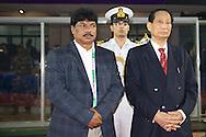 04 GER vs IND : Odisha Governor