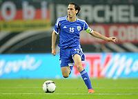 Fotball<br /> Tyskland v Israel<br /> 31.05.2012<br /> Foto: Witters/Digitalsport<br /> NORWAY ONLY<br /> <br /> Yossi Benayoun (Israel)<br /> Fussball Laenderspiel, Deutschland - Israel 2:0