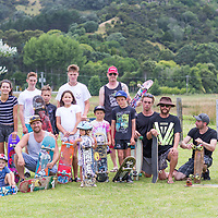 skate park group shots