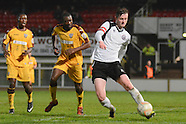 Hereford United v Sutton United - 29/11/2014