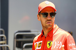 November 17, 2019, Sao Paulo, Brazil: xa9; Photo4 / LaPresse.17/11/2019 Sao Paulo, Brazil.Sport .Grand Prix Formula One Brazil 2019.In the pic: Sebastian Vettel (GER) Scuderia Ferrari SF90 (Credit Image: © Photo4/Lapresse via ZUMA Press)