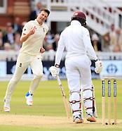 England v West Indies - Test 3 - Day 1 - 07 Sept 2017