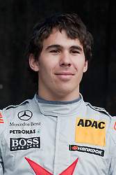 22.04.2012, Kurhaus, Wiesbaden, GER, DTM, Praesentation Wiesbaden, im Bild Robert Wickens (Muecke Motorsport/ AMG Mercedes C-Coupe (2012) // during the DTM Presentation 2012, at the Kurhaus, Wiesbaden, Germany on 2012/04/22. EXPA Pictures © 2012, PhotoCredit: EXPA/ Eibner/ Ulrich Roth..***** ATTENTION - OUT OF GER *****