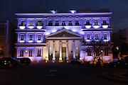 Sao Luis_MA, Brasil.<br /> <br /> Na foto,  o Palacio  da justica em Sao Luis, Maranhao.<br /> <br /> Palacio da Justica in Sao Luis, Maranhao.<br /> <br /> Foto: LEO DRUMOND / NITRO