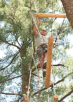 Gunstock Mountain Resort Treetop Adventure Rope Course Gilford, NH