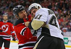 December 29, 2014: Pittsburgh Penguins at New Jersey Devils