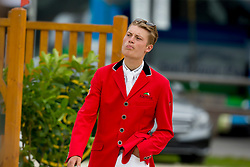 Van Gelderen Boy-Adriaan, (BEL)<br /> Class 16 Nations Cup YR<br /> International Competition CSIO Young Riders Opglabbeek 2016<br /> © Dirk Caremans