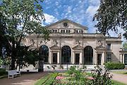 Kurhaus, Nizzaplätzchen, Kurpark, Wiesbaden, Hessen, Deutschland | Kurhaus, spa gardens, Wiesbaden, Hesse, Germany