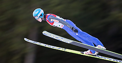 19.12.2014, Nordische Arena, Ramsau, AUT, FIS Nordische Kombination Weltcup, Skisprung, PCR, im Bild Joze Kamenik (SLO) // during Ski Jumping of FIS Nordic Combined World Cup, at the Nordic Arena in Ramsau, Austria on 2014/12/19. EXPA Pictures © 2014, EXPA/ JFK
