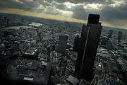The city from the gherkin.