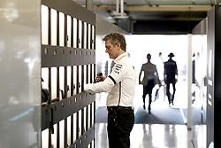 March 16, 2019 - Melbourne, Australia - Motorsports: FIA Formula One World Championship 2019, Grand Prix of Australia, ..James Allison (Mercedes AMG Petronas Motorsport) (Credit Image: © Hoch Zwei via ZUMA Wire)
