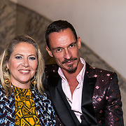 NLD/Amsterdam/20170920 - Mart Visser 20 jaar mode - The Artesia, Fiona Hering