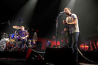 New York , NY January 31, 2014 ; Citibank presents The Black Keys in concert at Roseland.