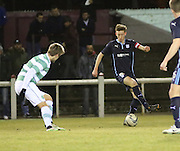 Matty Allan  - Dundee v Celtic - SPFL 20s Development League at Gayfield<br /> <br />  - &copy; David Young - www.davidyoungphoto.co.uk - email: davidyoungphoto@gmail.com