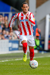 March 9, 2019 - London, England, United Kingdom - Stoke City's Thomas Ince during the first half of the Sky Bet Championship match between Queens Park Rangers and Stoke City at Loftus Road Stadium, London on Saturday 9th March 2019. (Credit Image: © Mi News/NurPhoto via ZUMA Press)