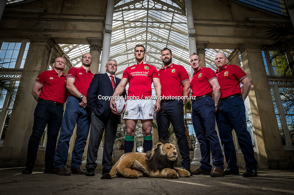 British &amp; Irish Lions Tour to New Zealand 2017<br />