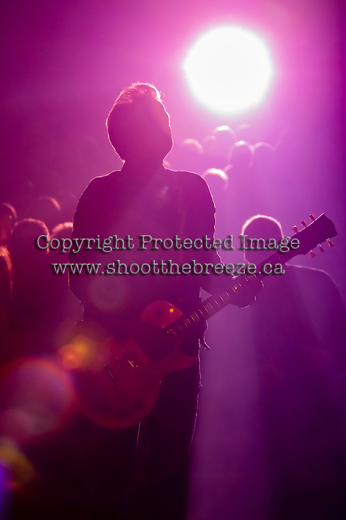 KELOWNA, BC - MARCH 25:  Colin James performs on stage at the Kelowna Community Theatre on March 25, 2019 in Kelowna, Canada. (Photo by Marissa Baecker/Shoot the Breeze)
