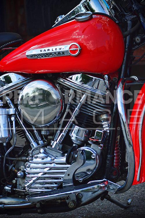 1948 Harley Davidson FL
