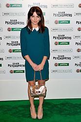 Ophelia Lovibond arrives for the Jameson Cult Film Club gala premiere of Seven Psychopaths, London, UK, November 27, 2012. Photo by Chris Joseph / i-Images..