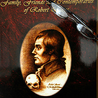 Hunters' Illustrated History of the Family, Friends and Contemporaries of Robert Burns by Colin Hunter McQueen  and his son Douglas Hunter. <br /> 21/01/09<br /> <br /> Photograph by Ian Rutherford/TSPL/Writer Pictures<br /> <br /> <br /> WORLD RIGHTS