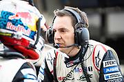 June 10-16, 2019: 24 hours of Le Mans. Toyota Gazoo Racing mechanic , morning warmup