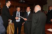 DESCRIZIONE : Roma Palazzo Chigi Commissione FIBA in visita per assegnazione dei Mondiali 2014<br /> GIOCATORE : Boris Stankovic Predrag Bogosavljev Massimo Cilli <br /> SQUADRA : Fiba Fip<br /> EVENTO : Visita per assegnazione dei Mondiali 2014<br /> GARA :<br /> DATA : 03/04/2009<br /> CATEGORIA : Ritratto<br /> SPORT : Pallacanestro<br /> AUTORE : Agenzia Ciamillo-Castoria/G.Ciamillo