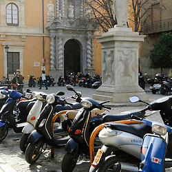 Motorbikes, Scooters