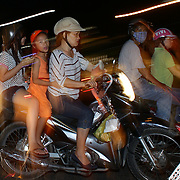 Scooter Nights...Ho Chi Minh City