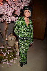 Jaime Winstone at the Warner Music Group and British GQ Summer Party in partnership with Quintessentially held at Nobu Shoreditch, Willow StreetLondon England. 5 July 2017.<br /> Photo by Dominic O'Neill/SilverHub 0203 174 1069 sales@silverhubmedia.com