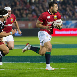 Ben Te'o, Toll Stadium, Whangarei game 1 of the British and Irish Lions 2017 Tour of New Zealand,The match between Provincial Union Team and British and Irish Lions,Saturday 3rd June 2017   <br /> <br /> (Photo by Kevin Booth Steve Haag Sports)<br /> <br /> Images for social media must have consent from Steve Haag