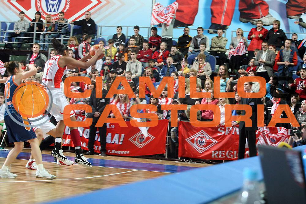 DESCRIZIONE : Mosca Moscow Region Eurolega Donne Euroleague Women Final Four 2007 Final Spartak Moscow Region-Valencia Ros Casares<br /> GIOCATORE : Tina Thompson<br /> SQUADRA : Spartak Moscow Region<br /> EVENTO : Mosca Moscow Region Eurolega Donne Euroleague Women Final Four 2007<br /> GARA : Spartak Moscow Region Valencia Ros Casares<br /> DATA : 01/04/2007 <br /> CATEGORIA : Curiosita<br /> SPORT : Pallacanestro <br /> AUTORE : Agenzia Ciamillo-Castoria/E.Castoria<br /> Galleria : Euroleague Women Final Four 2007<br /> Fotonotizia : Mosca Moscow Region Eurolega Donne Euroleague Women Final Four 2007 Final Spartak Moscow Region-Valencia Ros Casares<br /> Predefinita :