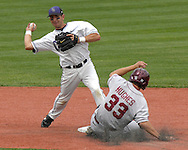 Kansas State at Tointon Stadium in  Manhattan, Kansas, April 22, 2007.  Oklahoma defeated Kansas State 12-4.