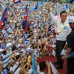 26/07/2013 - Last Day of Campaign CPP CNRP